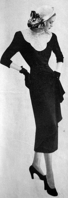 Harper's Bazaar, 1947-48
