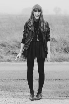 Little Black Swan. (by Cookies (Typhaine) Augusto) http://lookbook.nu/look/1591428-Little-Black-Swan