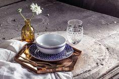 Zestaw śniadaniowy nr 1 kolekcji Polski Stół nagrodzony wyróżnieniem MUST HAVE 2016 /  Breakfast set no 1 from the collection Polish Table with MUST HAVE 2016 prize
