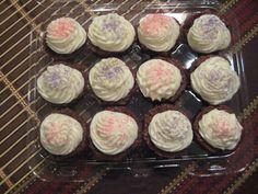 nutella mini cupcakes http://www.kathyskakery.wix.com