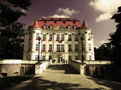 Palace in Lesnica - Wroclaw - Poland