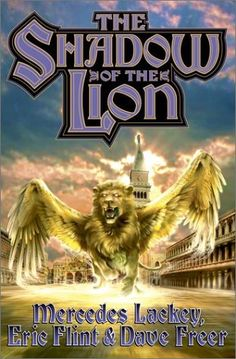 LARRY DIXON - art for The Shadow of the Lion by Mercedes Lackey, Eric Flint & Dave Freer - 2003 Baen Books