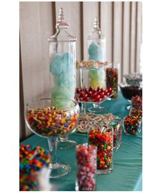Sweet Love - There's no sweeter way to thank your guests than sending them home with a bag full of their favorite candy.