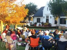 Shakespeare in the Vines at Voyager Estate