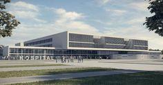 Resultado de imagen para hospitales arquitectura moderna