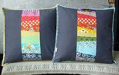 (free!) Stripe of Strips pattern