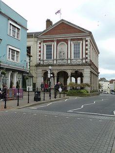The Town Hall, Windsor, England