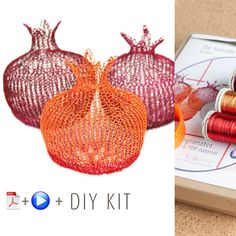 Looking for Crochet with Wires DIY kits? Look no further, we are providing the wide range of single pattern DIY kits and Crochet Combo DIY kit. Each kit includes a Video & printable PDF pattern Wire Crochet, Crochet Hooks, Crochet Kits, Craft Kits, Diy Kits, Spool Knitting, Grenade, Crochet Hook Sizes, Learn To Crochet