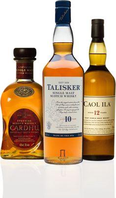 Classic Malts Scotch Whisky