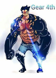 Luffy gear fourth *0*