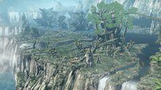 Xenoblade Chronicles X - Noctilium Xenoblade X, Xenoblade Chronicles, Epic Games, City Photo, Nintendo, World, Travel, Design, Viajes