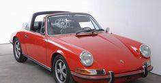1969 Porsche, 911S  159900.00 EUR  exterm seltener 911 S 2.0 targa aus 1969 mit 170 PS, us auslieferung, vor 10 jahren nach schweden importiert, matching numbers, motor 2015 komplett revidiert, gute karosse, originaler innenraum, fuchs-felgen, es wurden nur ca. 650 fahrzeuge diesen typs produziert, das fahrzeug ist im kundenauftrag ohne gewährleistung zu verkaufen! die hier gemachten angaben sind unverbindl ..  http://www.collectioncar.com/detailed.php?ad=59427&category_id=1