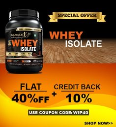 MuscleXP 100% Whey Isolate – Double Rich Chocolate