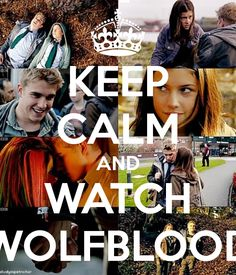 #WolfBlood