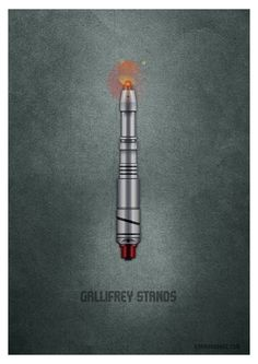 Minimalist Doctor Who poster 2014 The War Doctor