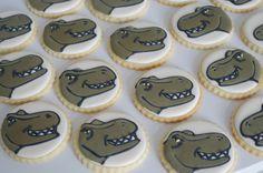 t rex, by doctorcookies