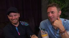 Chris Martin describes each member of Coldplay's role with a ship metaphor