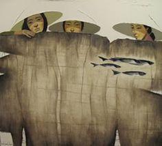 Hanoi - Contemporary art galleries