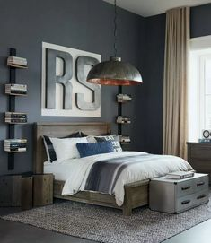 best teen boy bedroom ideas cool designs for teenagers … - bedroom furniture for teens Preteen Boys Room, Teen Boys Room Decor, Teen Boy Rooms, Teen Boy Bedding, Teenage Room, Boys Bedroom Decor, Big Boy Bedrooms, Mens Bedroom Sets, Boys Bedroom Paint