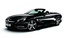 Mercedes-Benz SL 550 BlueEFFICIENCY Edition 1