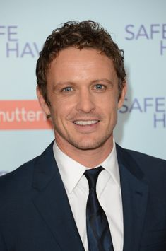 "David Lyons Photos: Premiere Of Relativity Media's ""Safe Haven"" - Arrivals"