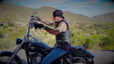 https://flic.kr/p/MvwZdB | biker t-shirt legend johny thaitex | Harley Davidson FXDWG - El Paso, Texas biker t-shirt legend Johny Thaitex