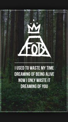 Fall out boy // Of All The Gin Joints In All The World