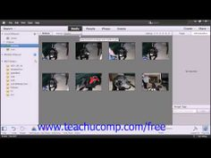 Learn how to sort images in Adobe Photoshop Elements at www.teachUcomp.com. A clip from Mastering Photoshop Elements Made Easy v. 12. http://www.teachucomp.com/free - the most comprehensive Photoshop Elements tutorial available. Visit us today!