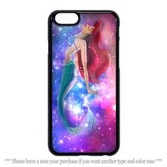Ariel the Little Mermaid iPhone 4 4s 5 5s 5c 6 6 plus Case Samsung Galaxy Cases #UnbrandedGeneric
