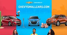 Chevy Teams Up With 'Funny Or Die' For Small Car Initiative #Chevrolet #Chevrolet_Spark