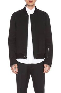Men s Public School Bomber Jacket in Black Sizes. EllieFunDay · Pour Homme  ... 7641bf5388fb