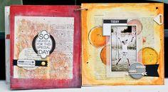 """Mini album """"Foot Adventure"""" - http://luluberlue23.canalblog.com"""