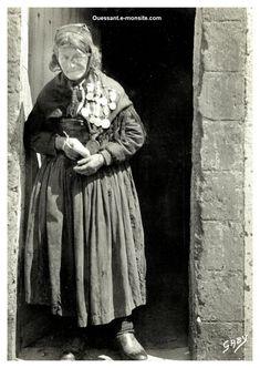 Rose Héré, l'héroïne du sauvetage du vapeur 'Vesper' devant l' ile d'Ouessant