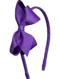 Sparkle Ribbon Headband Product Information
