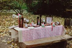 Little Red Riding Hood Woodland Party