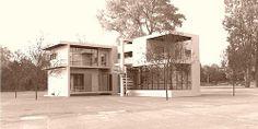 bauhaus 26 Bauhaus Style, Explore, Mansions, House Styles, Home Decor, Decoration Home, Manor Houses, Room Decor, Villas