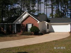 This is a great property in a well established neighborhood.  This home features 3 Bedroom 2 Bath with a 2 car garage and a large fenced in back yard. Largest lot in Chapelwood Subdivision. All appliances to remain. New heat pump and hot water heater in 2013 and roof replaced December 2014.  New flooring installed in 2015. Come see today. For more info search www.timadkins.net