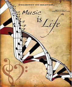 Music is Life by AzureMosquito.deviantart.com on @DeviantArt