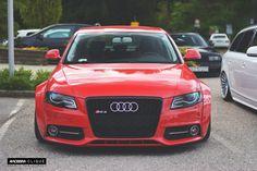 Widebody Audi RS4
