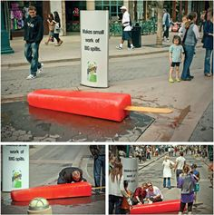 ambient advertising - Google Search