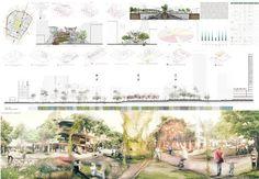 Galería - Tercer Lugar en concurso público de anteproyecto del Carrera Bolívar / Medellín, Colombia - 181: