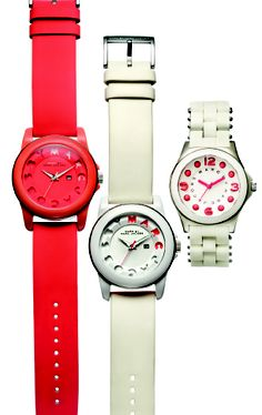Marc by Marc Jacobs 'Icon Stripe' Watches | Nordstrom