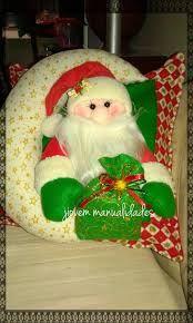 Resultado de imagen para cojines navideños 2016 Ideas Para, Lamb, Elf, Valencia, Mexico, Christmas Ornaments, Christmas Ideas, Pillows, Holiday Decor