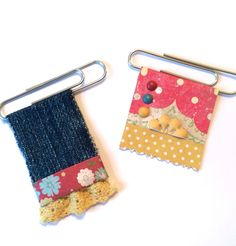 Paper Clips for a Pocket Letter ~ Journal, Planner... By Jackie Benedict