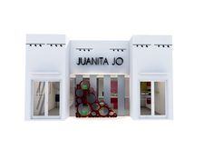 Rendering proposal for an Argentinian brand (Front view)  Style: Vintage / Pop Art #interiordesign #JuanitaJo #design