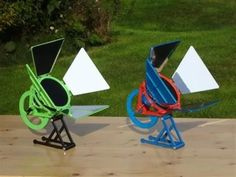 3D-Printed Solar Engines   #technology