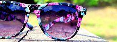 Pretty Sunglasses Facebook Covers