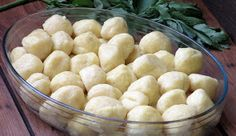 Ruskie kluski Macaroni And Cheese, Cooking Recipes, Menu, Homemade, Vegan, Ethnic Recipes, Pierogi, Polish Cuisine, Cooking