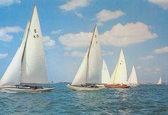 Bermuda Great Sound Sailboat Racing