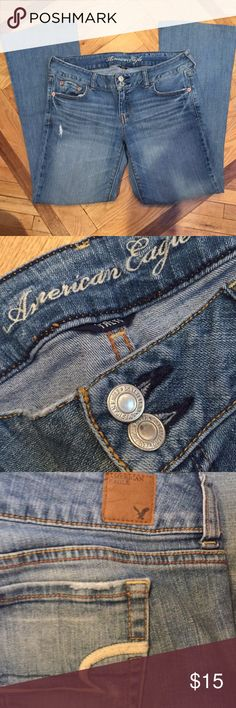 American Eagle Jeans See pictures. Great condition American Eagle Outfitters Jeans
